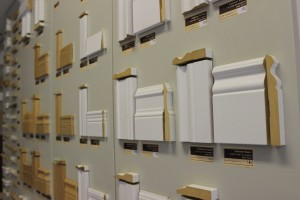 display mouldings