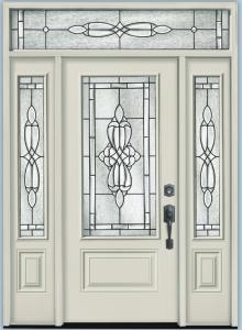 white-exterior-door